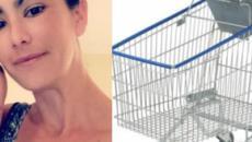 Bebê pegou 3 doenças sérias por 1 erro ao usar o carrinho de supermercado