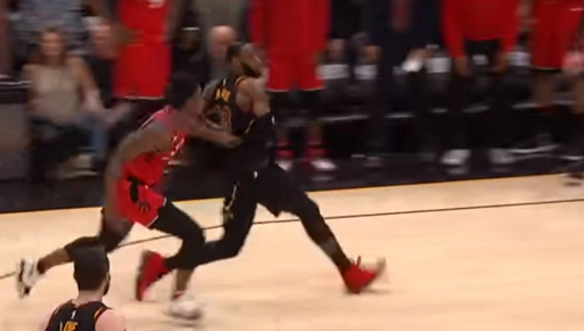 NBA players react to LeBron James' game-winning shot