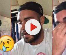 Bouleversé, Nikola Lozina (Les Marseillais Australia) parle du cancer de son oncle sur Snapchat