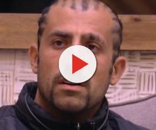 O brother Kaysar Dadour durante o ''BBB18'' (Reprodução/Globo)