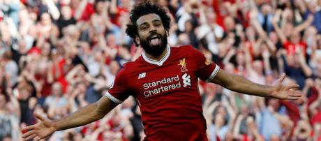 Central role lets Mohamed Salah take centre-stage at Liverpool ... - india.com
