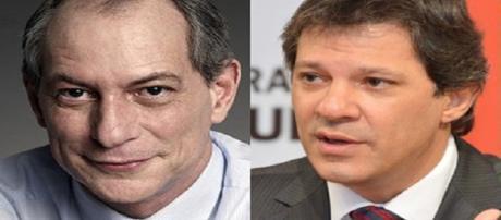 Ciro e Haddad voltam a se reunir, abordam ideias para centro-esquerda, mas petista nega aliança.