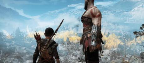 God of War still ahead in UK boxed sales chart | AltChar Youtube