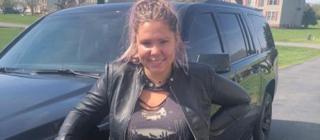 Kailyn Lowry accuses Jenelle Evans of drug use. [Photo Credit:@KailLowry/Instagram]