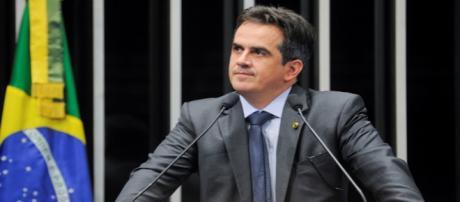 Presidente nacional do PP, senador Ciro Nogueira é um dos investigados pela Lava Jato.