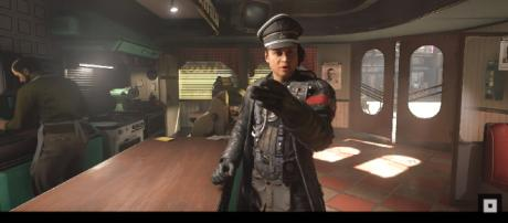 Wolfenstein II, another fantastic Bethesda game put into the Switch's library. [image source: Bathesda Softworks - YouTube]