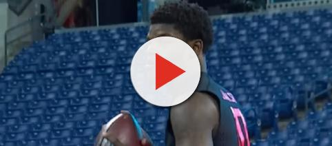Lamar Jackson could land with Patriots at No. 23 (Image Credit: NFL/YouTube)