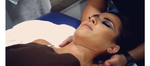 A cantora Wanessa Camargo sofreu espasmo muscular. (Foto: Reprodução)