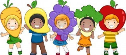Sana alimentación: frutas y verduras