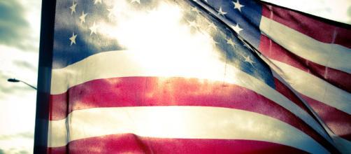 American Flag -- Brandi Korte/Flickr.