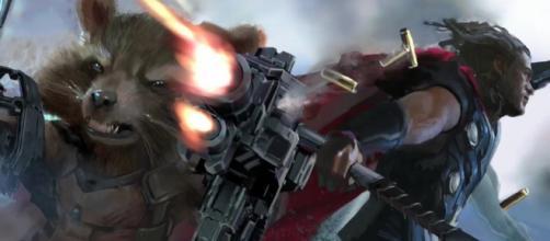 Avengers 3: Infinity War basada en el equipo de superhéroes de Marvel Comics