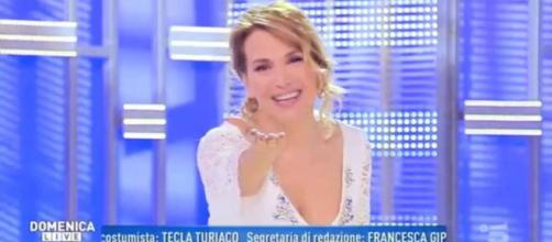 Barbara D'Urso umilia Alessia Marcuzzi