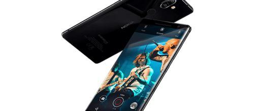 Caratteristiche tecniche del Nokia 8 Sirocco