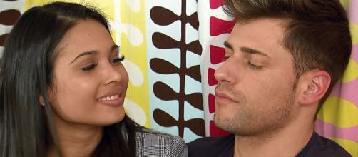 Cita Albert y Kathy: No solo hubo besos... - cuatro.com