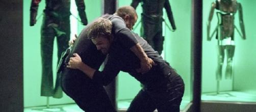 David Ramsey habló sobre cómo esa gran pelea de Arrow continuará impactando en el show.