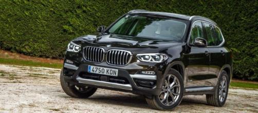El futuro BMW iX3 llegará en 2020 con diferentes niveles de ... - motor.es