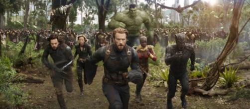 Imagen de Avengers Infinity War