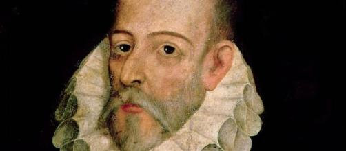 Imagen de Miguel de Cervantes Saavedra.