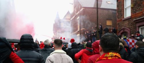 Incidenti Liverpool-Roma: due romani arrestati per tentato omicidio