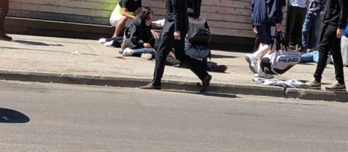 la ciudad de Toronto fue escena de un atropello masivo - Publimetro