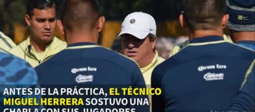 Piojo' Herrera ya tendría detectado quien es el que le está echando a perder el grupo.