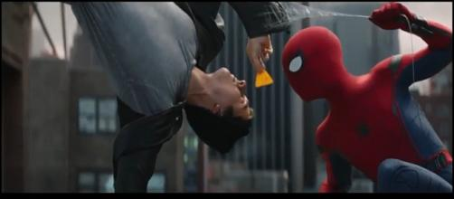 SPIDER-MAN HOMECOMING 2 Sneak Peek Teaser - Doritos Ad (2019) [Image Credit: DanteStrife's films HD/YouTube screencap]
