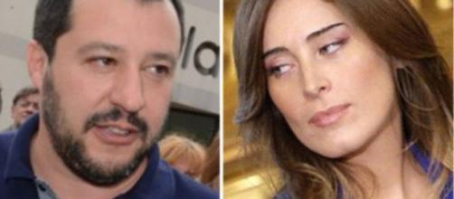 "Sulle riforme Salvini Vs Boschi: ""Pronto, eccomi qua"" - Intelligo ... - intelligonews.it"