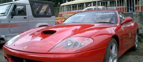 ¿Un Ferrari o un taxi volador?.