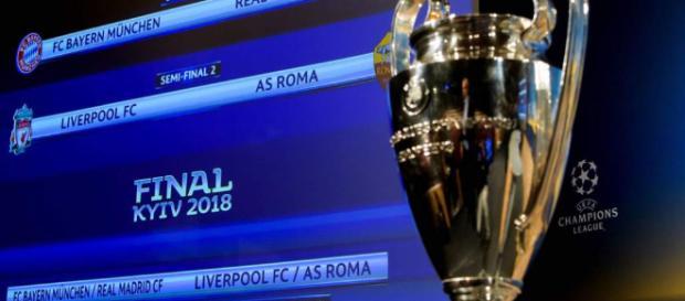 Bayern-Real Madrid y Liverpool-Roma, en semifinales de la ... - laprensa.hn