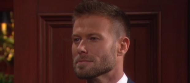 'Bold and the Beautiful' dropped Jacob Young to recurring - could he be the new Adam? [image source: The Emmy Awards - YouTube]