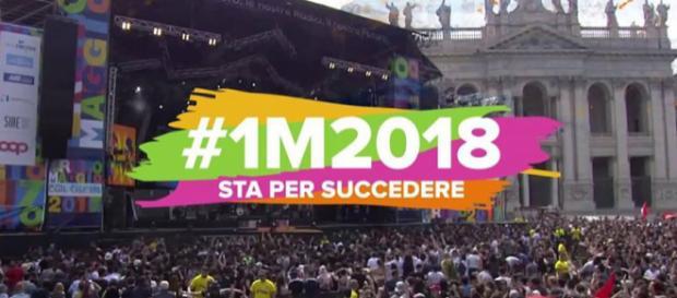 Concerto Primo Maggio 2018 a Roma