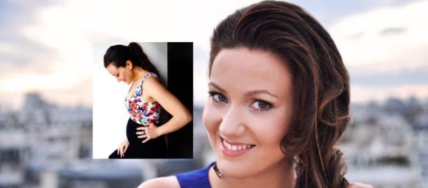"""Julie Fuchs (33) sollte an der Hamburger Staatsoper die Rolle der Pamina in Mozarts """"Zauberflöte"""" spielen / Fotos: Julie Fuchs/Facebook"""