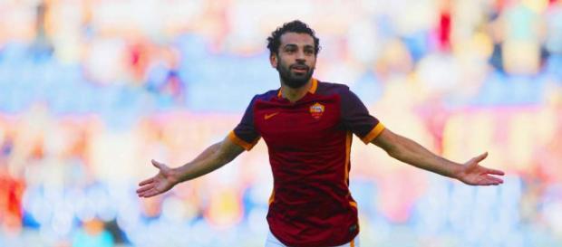 Mohamed Salah Roma Serie A - Goal.com - goal.com