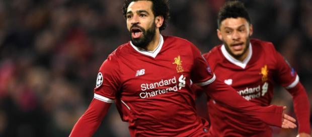 Pépite de Salah, doublé de Firmino, reprise de Dzeko : Les buts de ... - eurosport.fr