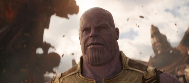 Thanos en Infinity War, el esperado villano