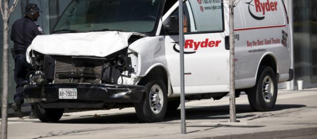 Veículo usado para cometer o atentado era alugado