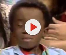 Buiú entrou no humorístico aos seis anos de idade