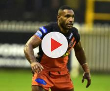 "Garry Lo has been ""stood down"" for Castleford's game against Wakefield this Friday. Image Source - twitter.com"