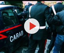 Il giovane è stato arrestato all'aeroporto dai Carabinieri.