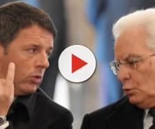 Renzi furibondo con Mattarella, Pd a rischio scissione