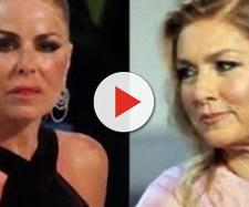 Romina Power, in TV vietato parlare di Loredana Lecciso.