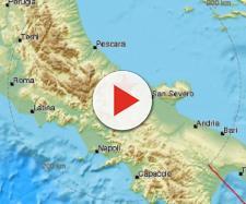 Terremoto in provincia di Campobasso