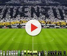 Tifosi della Juventus contro Sportmediaset