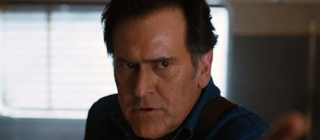 Bruce Campbell is hanging up the chainsaw hand for good. - [Starz / YouTube screencap]