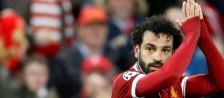 Mohamed Salah é a revelação do ano