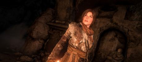 More details revealed for Lara Croft's third game. - [Image via Stefans02 / Flickr]