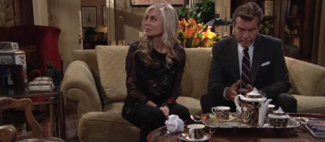 The reveal of Jack's paternity will come during May sweeps on 'Y&R.' [image source: The Young and the Restless - YouTube]