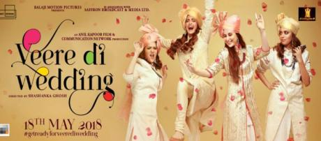 'Veere di Wedding' official trailer released today (Image via Dharma Productions)