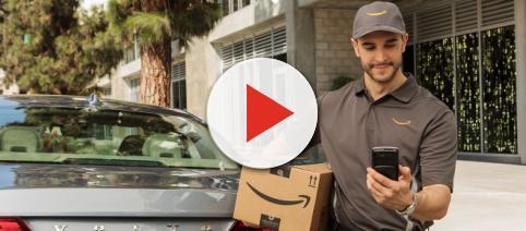 Amazon consegna nel bagagliaio delle auto | Webnews - webnews.it