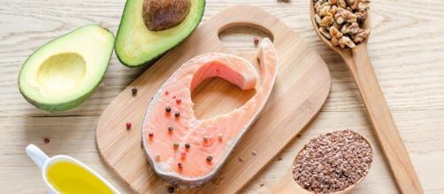 Alimentos con grasa dieteticas saludables